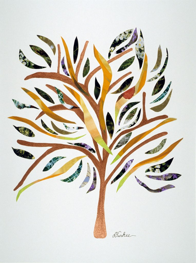 Kissing Bird Tree
